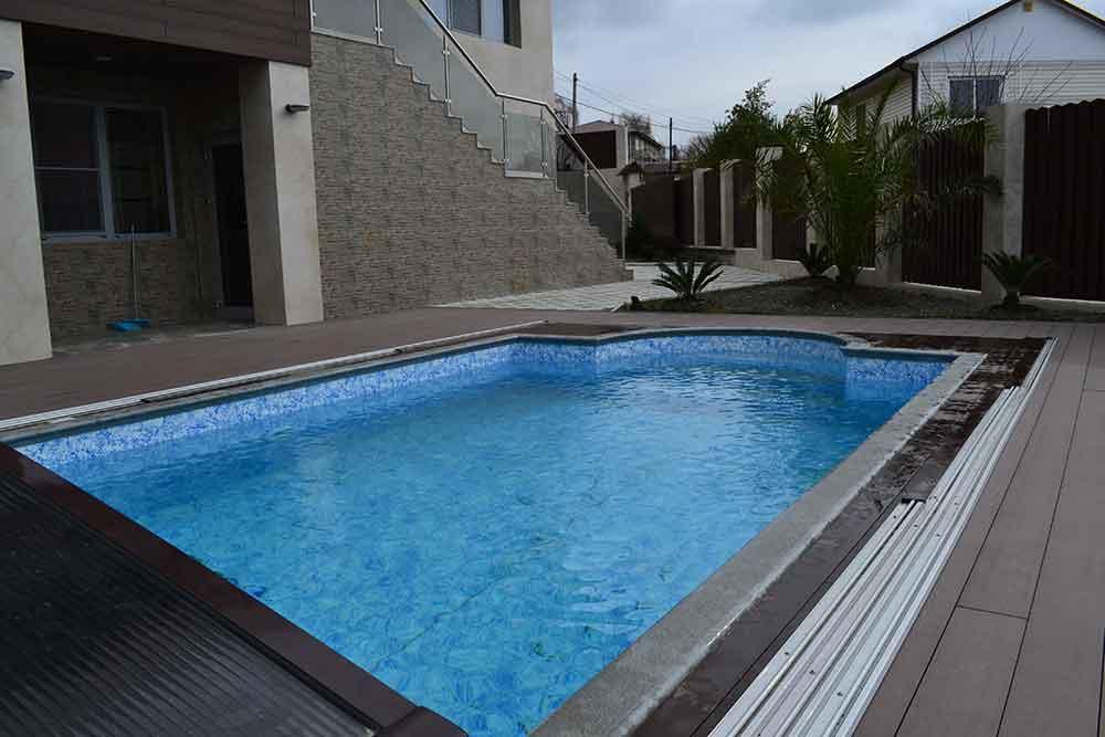 Строительство под ключ бассейнов