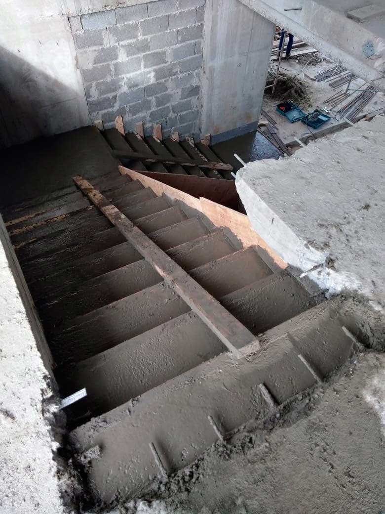 Лестница - черновой вариант